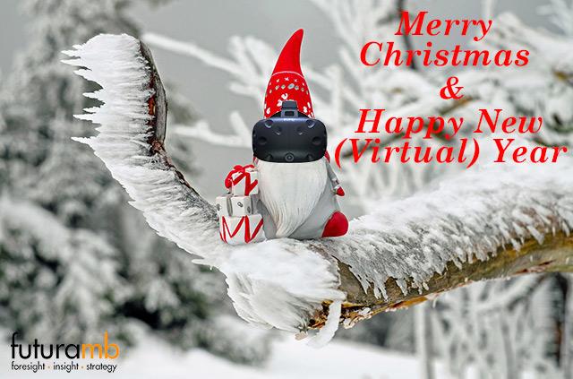 Merry Christmas & Happy New (Virtual) Year!