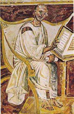 St Augustinus - Augustinus av Hippo